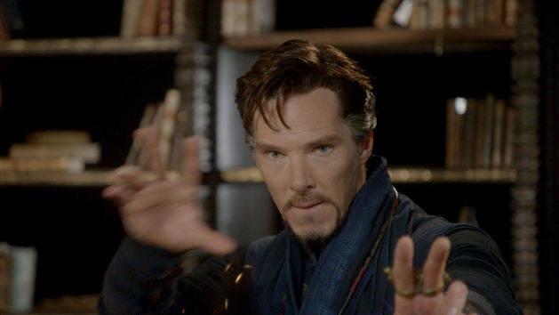 "Movie Surfers - Marvel's Doctor Strange ""Benedict Cumberbatch"""