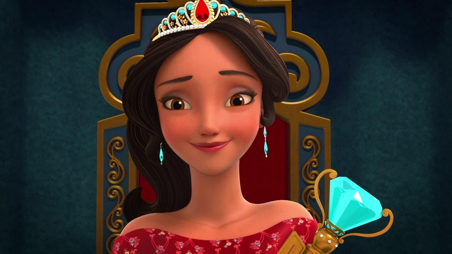 Elena - Crois en tes rêves, Princesse