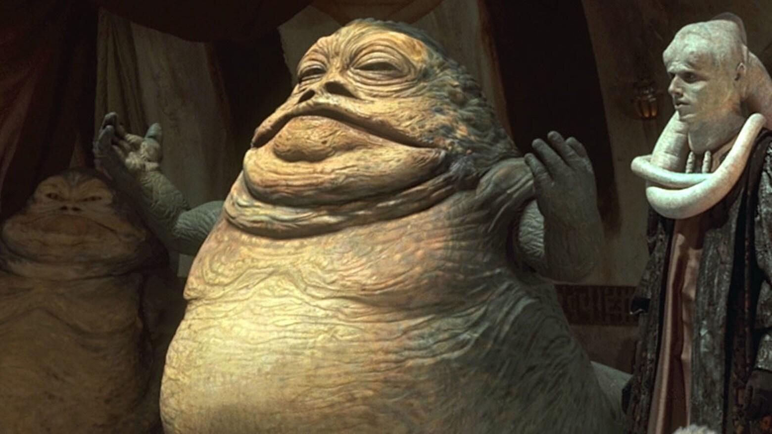 Jabba the Hutt   StarWars.com