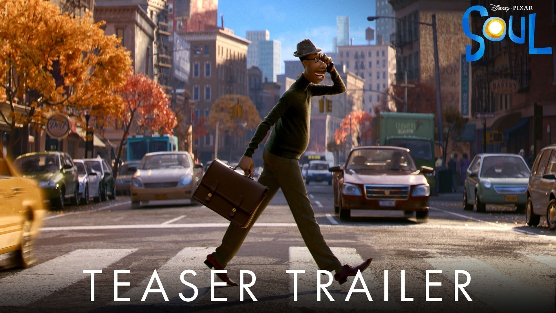 Disney and Pixar's Soul | Teaser Trailer