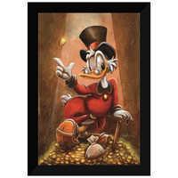 Image of ''Scrooge McDuck'' Giclée by Darren Wilson # 5
