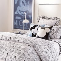 Mickey Mouse Cheers for Ears Pillow by Ethan Allen