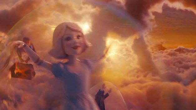 Viaje en burbuja - Oz, el poderoso