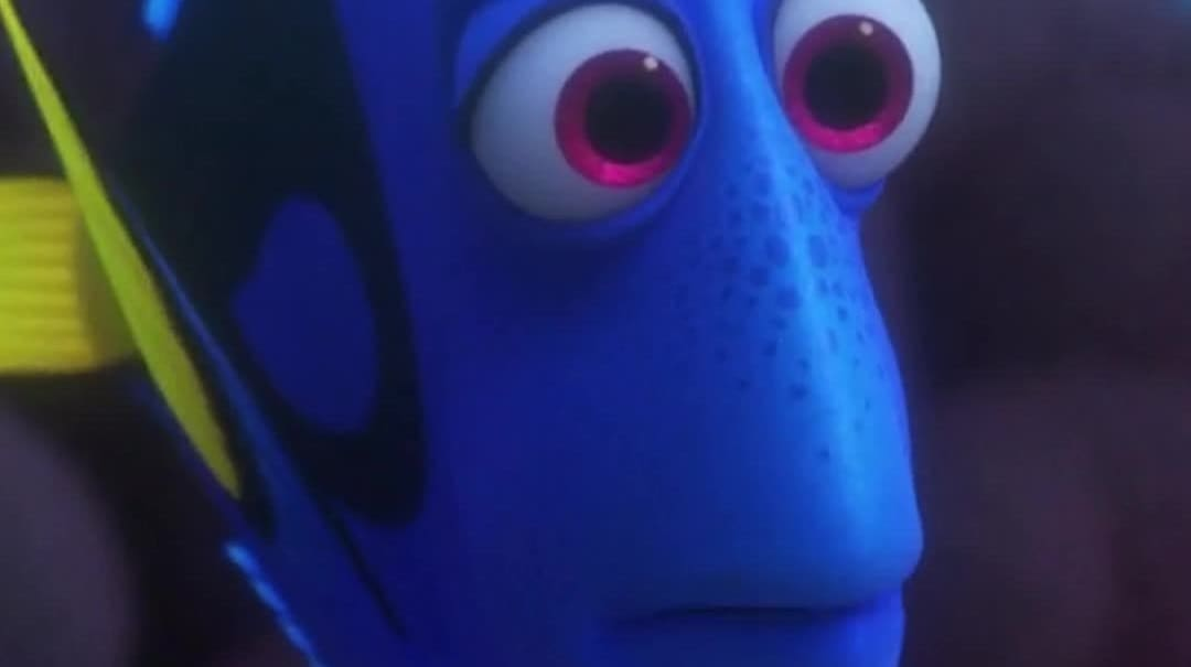 Finding Dory | Finish the Line - Find My Family