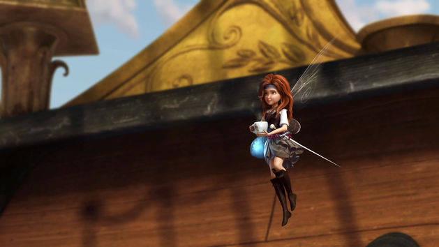Камбанка и феята пират - Kлиповете 4
