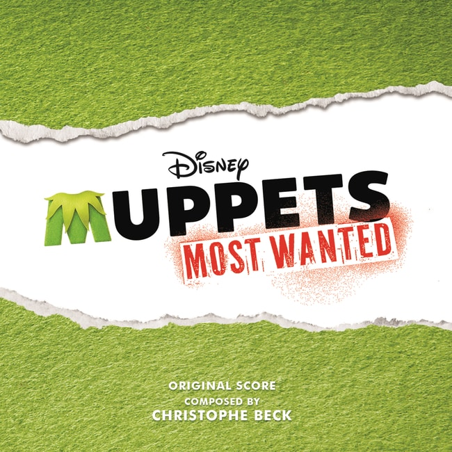 Muppets Most Wanted: Original Score