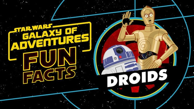 Droids   Star Wars Galaxy of Adventures Fun Facts