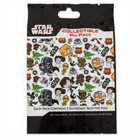Image of Star Wars Mystery Pin Pack # 3