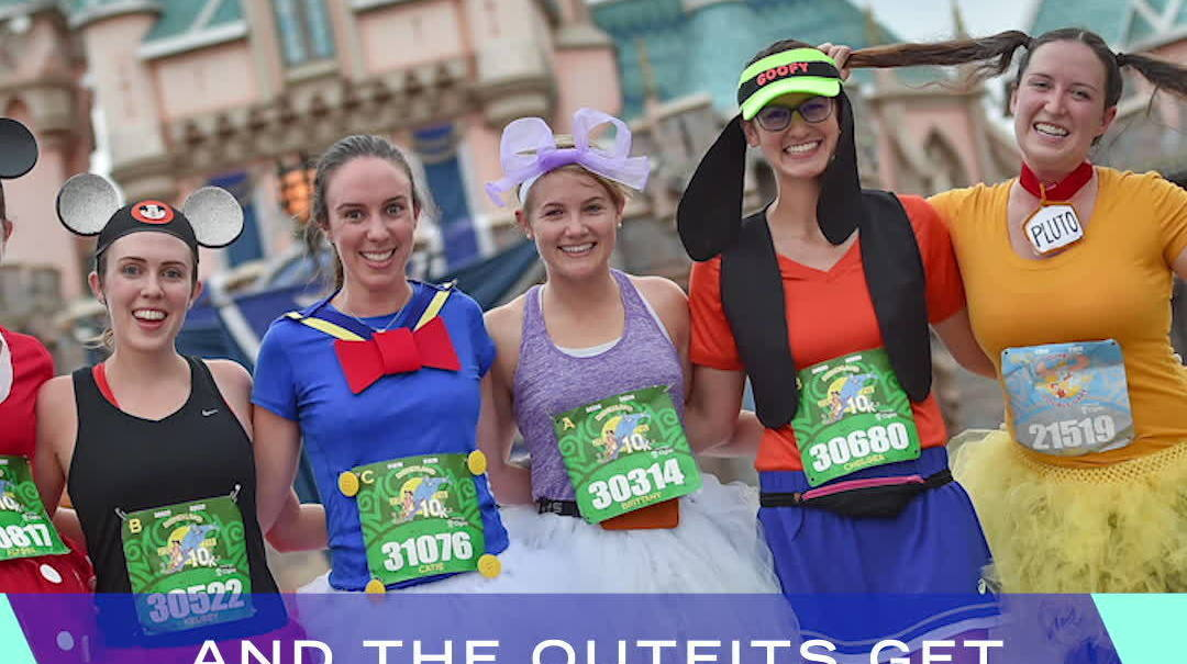 Sport Your Disney Style When You runDisney