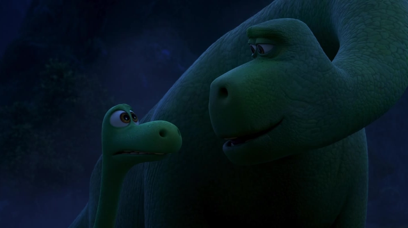 The Good Dinosaur - Extract 3