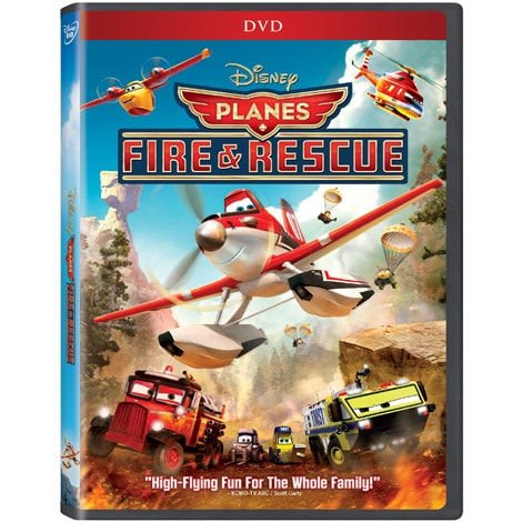 Planes: Fire & Rescue | Official Site | Disney Movies