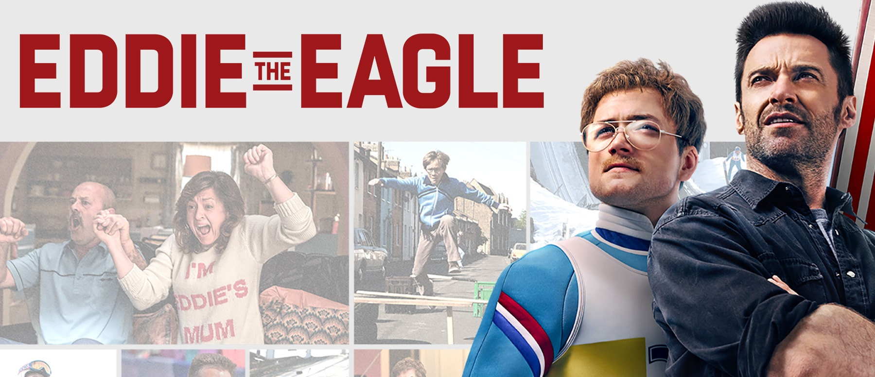 Eddie the Eagle Hero