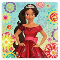 Elena of Avalor Dessert Plates