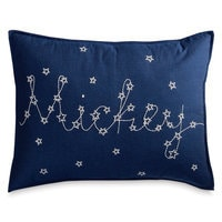 Mickey Mouse Stars Pillow Sham by Ethan Allen