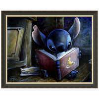 Image of ''Stitch'' Giclée by Darren Wilson # 6