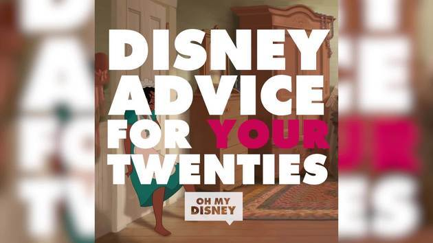 Disney Advice for Your Twenties