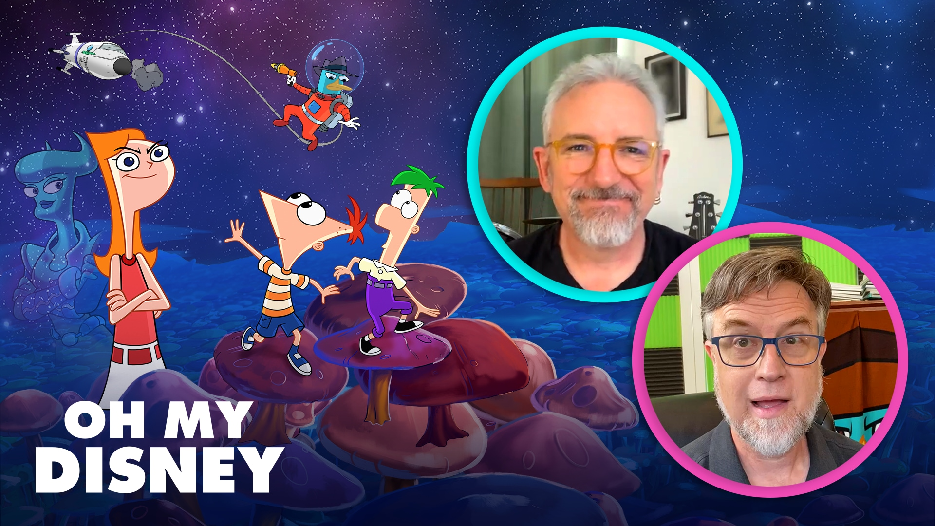 Everything You Need to Know About Phineas and Ferb (in Under 60 Seconds) | Oh My Disney