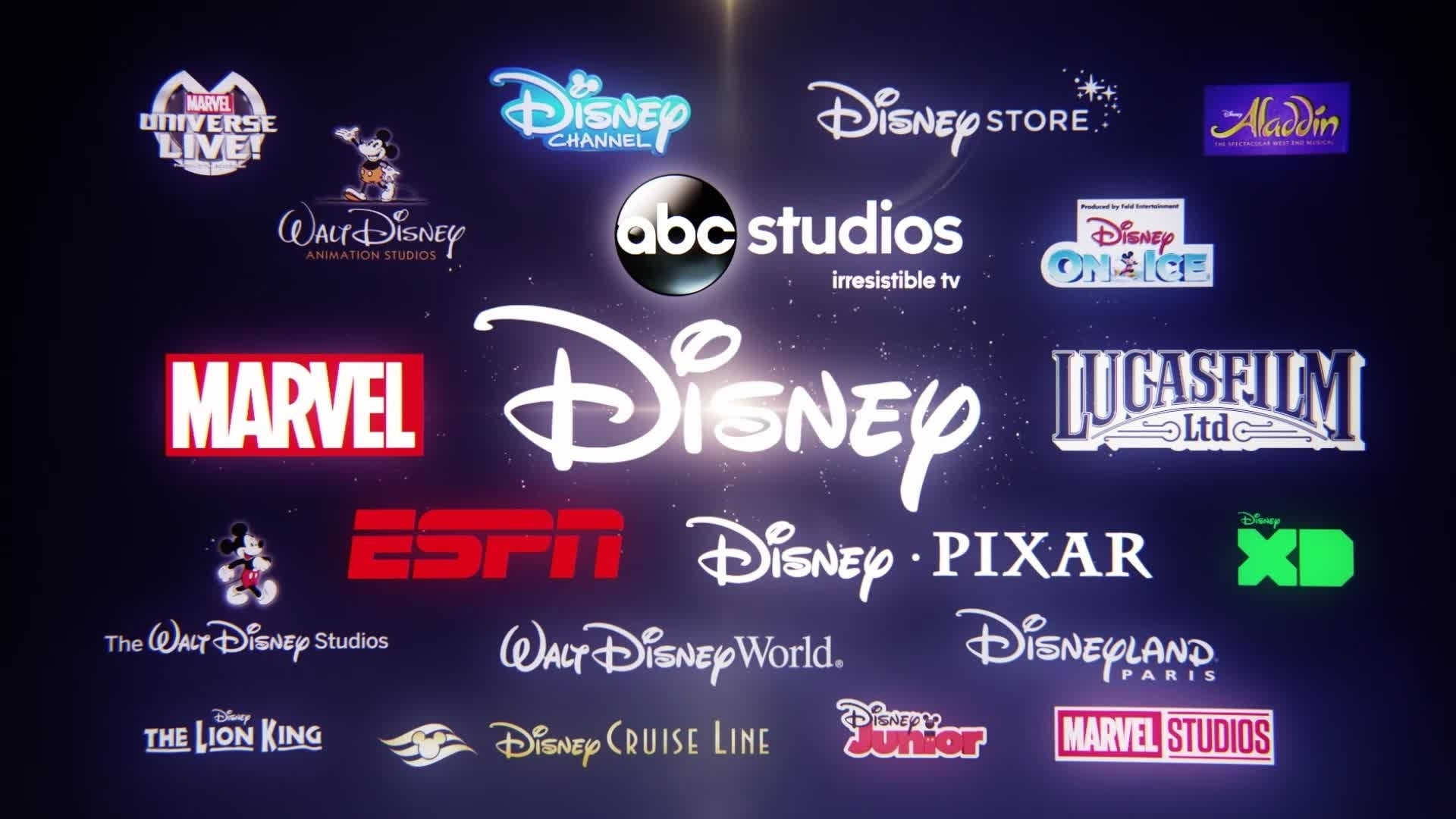 About Us - The Walt Disney Family of Companies Video (IT)