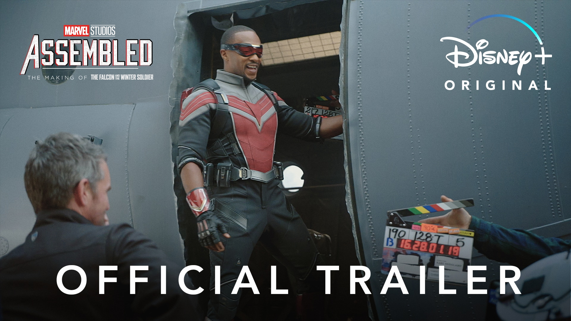 Marvel Studios Assembled: The Making of The Falcon and The Winter Soldier | Official Trailer | Disney+