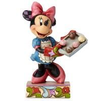 Baker Minnie Mouse Figure by Jim Shore