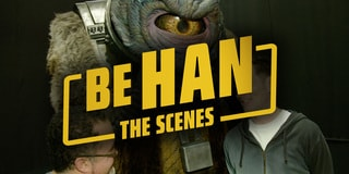 Aliens - BeHan the Scenes