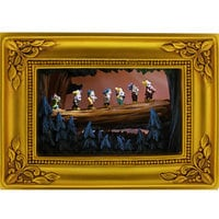 Image of Snow White and the Seven Dwarfs ''Going Home'' Gallery of Light by Olszewski # 1
