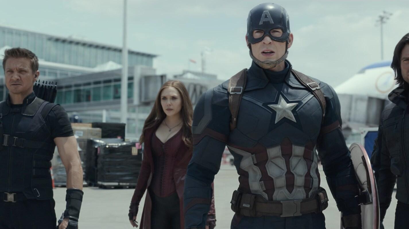 Capitán América: Civil War – Primer adelanto