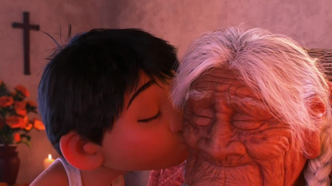 Happy Mother's Day from Disney Pixar's Coco