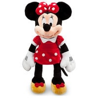 Minnie Mouse Plush - Red - Large - 27''