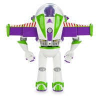 Image of Buzz Lightyear Talking Action Figure # 6