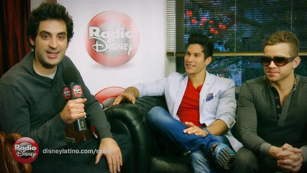 Chino y Nacho - Entrevista - Radio Disney