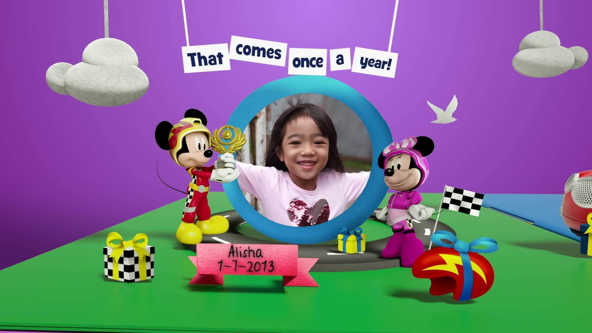 Disney Junior Birthday Book 2020 July Album 10