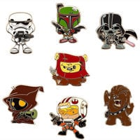 Star Wars Mystery Pin Pack