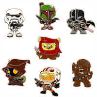 Image of Star Wars Mystery Pin Pack # 2