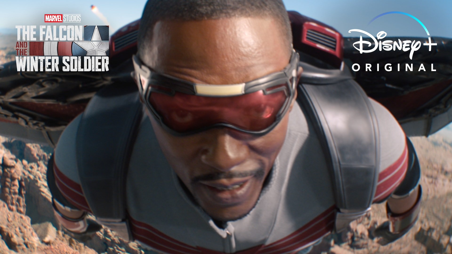 Plan | The Falcon and the Winter Soldier | Disney+