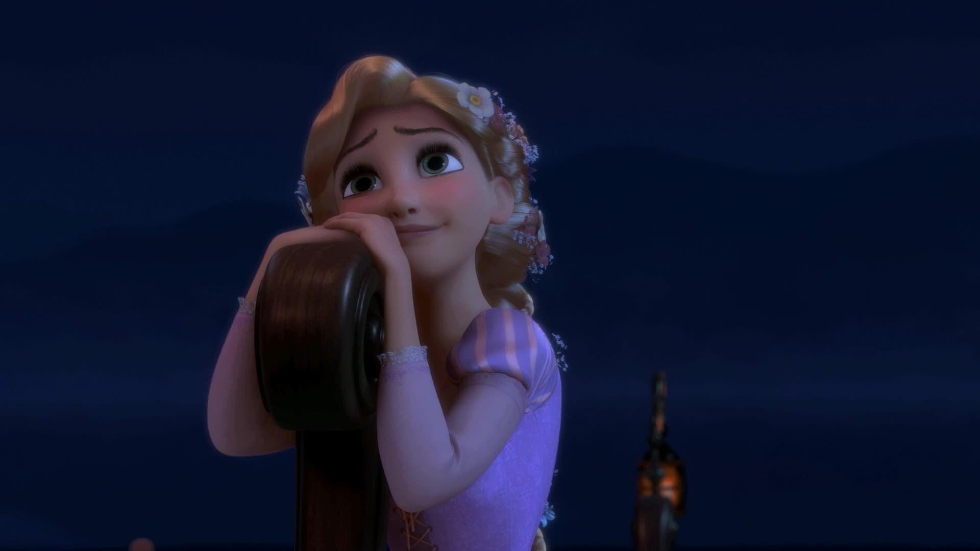Crois en tes Rêves, Princesse avec Raiponce