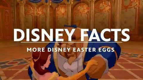 More Disney Easter Eggs   Disney Facts by Disney