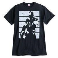 Image of Captain America Contemporary Tee for Men # 1