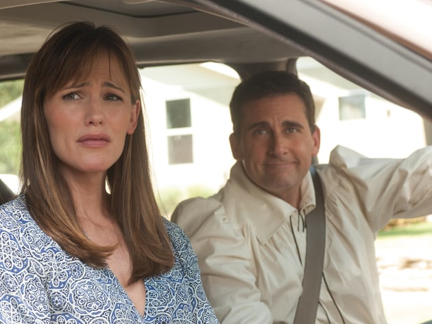 "Jennifer Garner and Steve Carell star as Alexander's mom and dad in ""Alexander and the Terrible, ..."