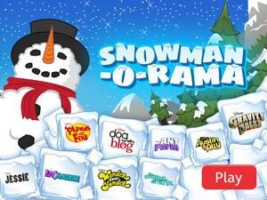 Parade des bonshommes de neige