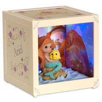 Ariel Shadow Box by Precious Moments