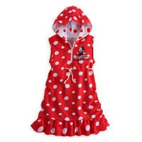 Image of Minnie Mouse Swim Cover-Up for Girls - Disney Cruise Line # 1