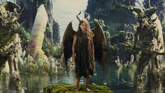 Maleficent's Wings - Maleficent BTS Featurette