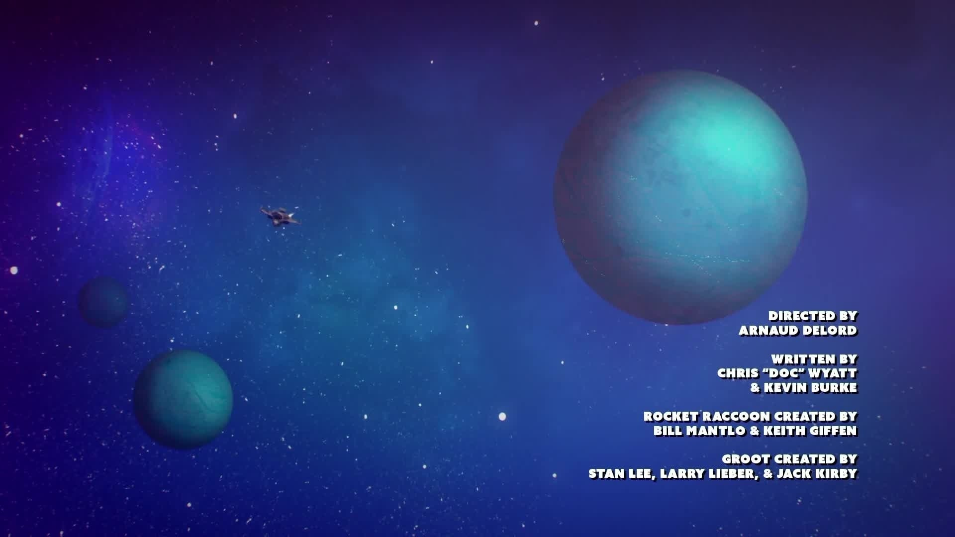 Rocket & Groot - Das Traumschiff