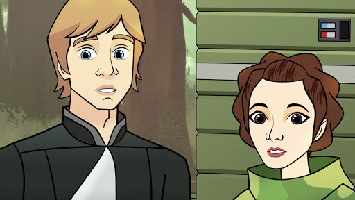 Star Wars Forces of Destiny | Traps and Tribulations | Disney