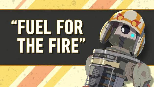 "Bucket's List: ""Fuel for the Fire"" - Star Wars Resistance"