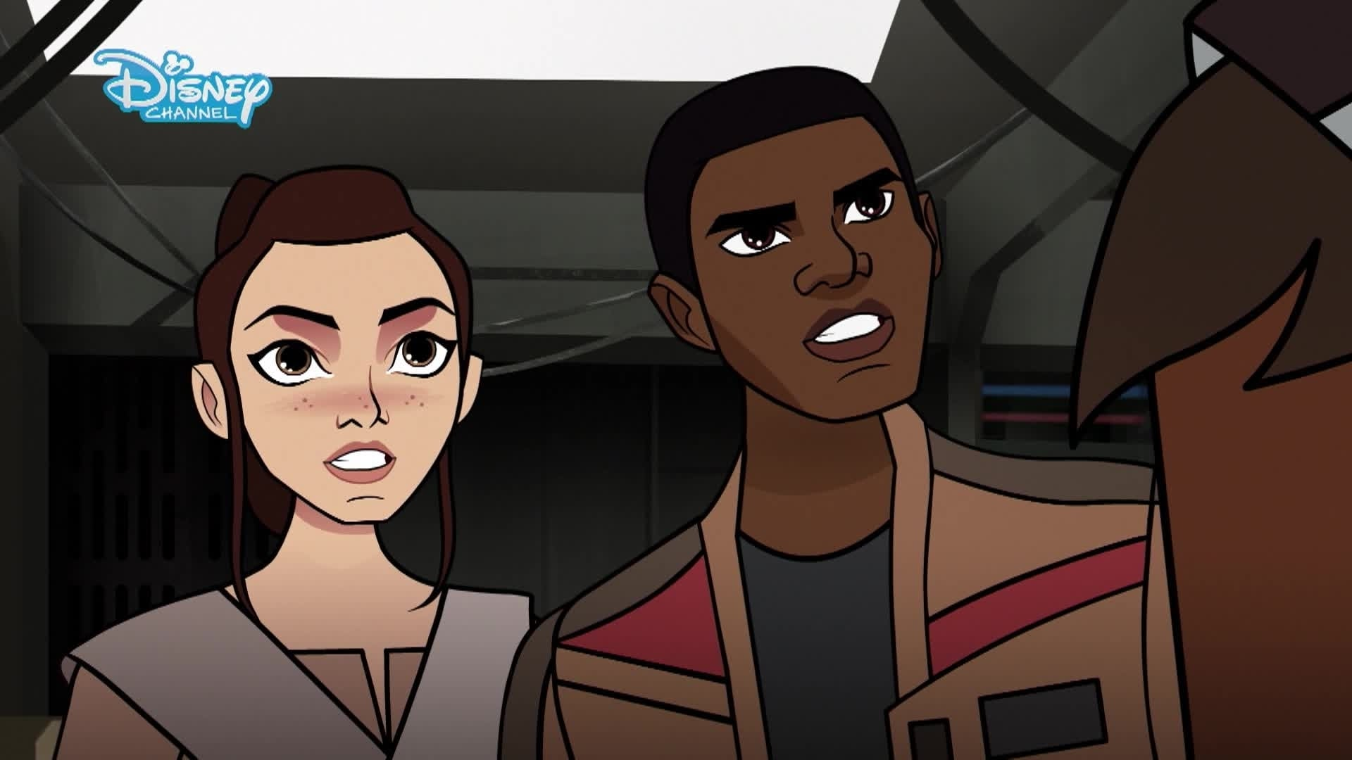 Star Wars Forces of Destiny: Problemas de Localização