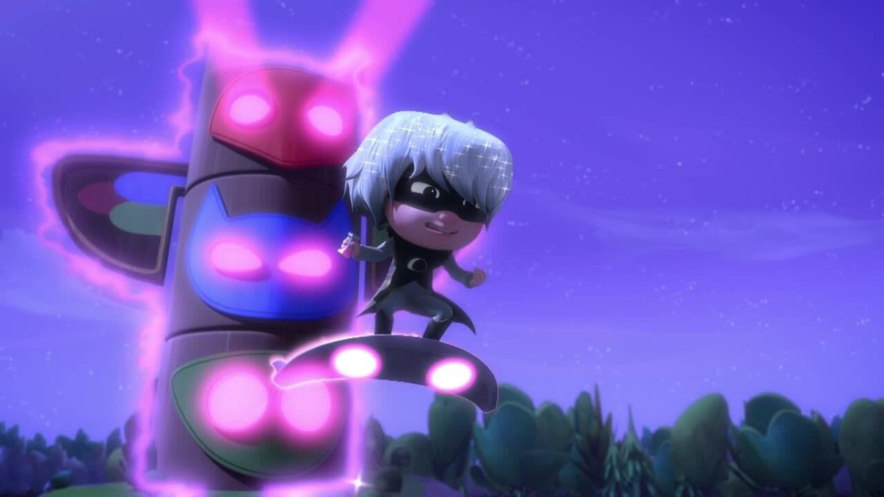 Catboy ile Gekko'nun Yol Kavgası / Owlette'in TüylüArkadaşı