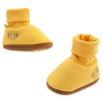 Simba Costume Shoes for Baby