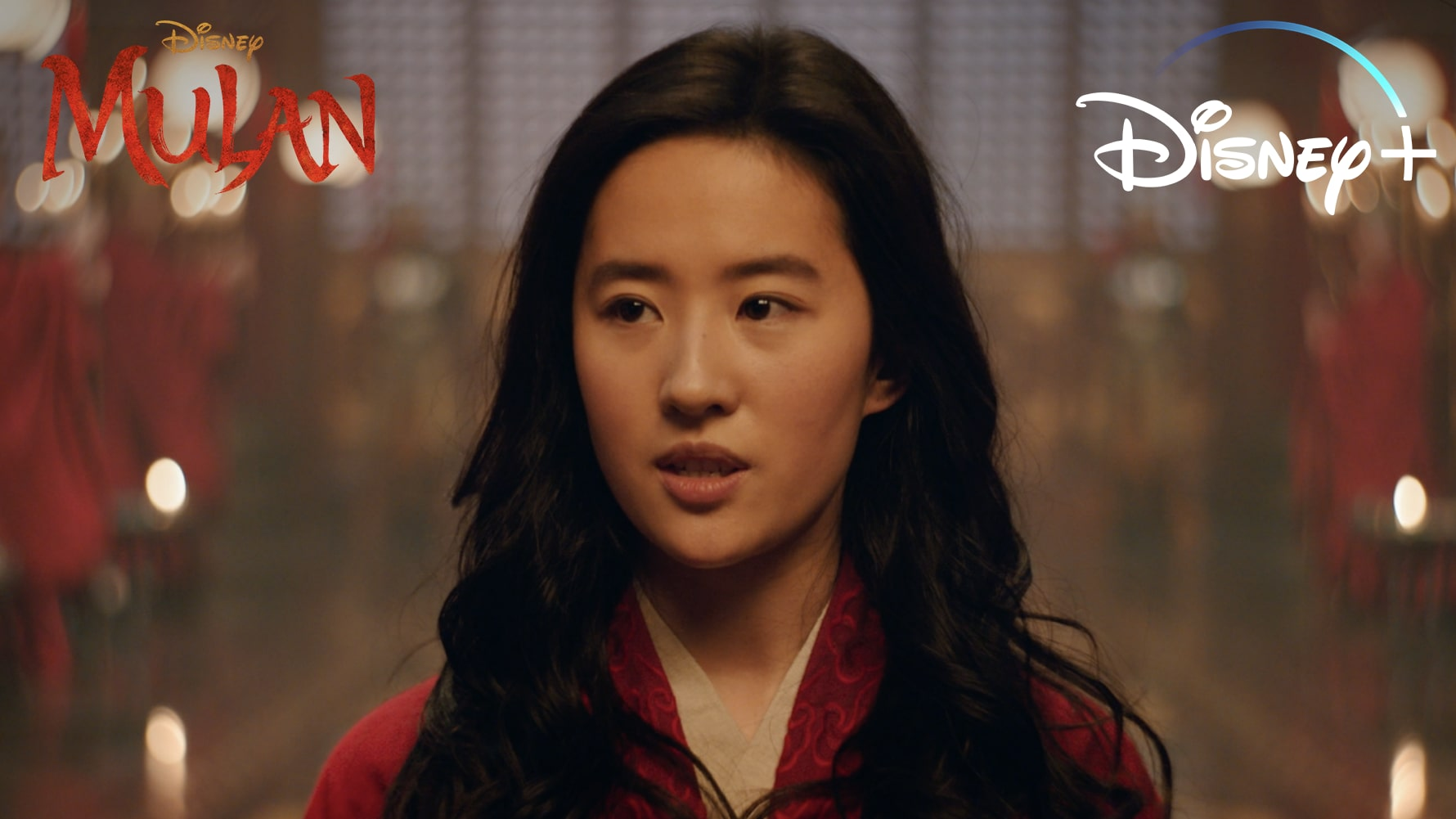 Now Streaming | Mulan | Disney+